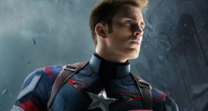 Cap nuovo film supereroe