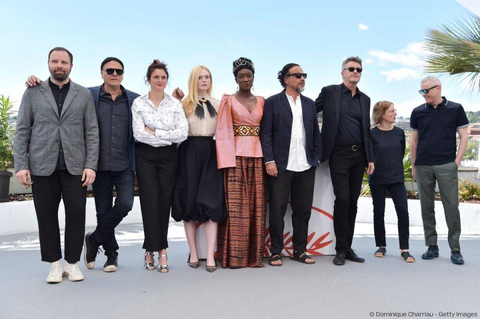 Vincitore Palma Cannes 2019