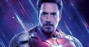 Harley Keener Iron Man