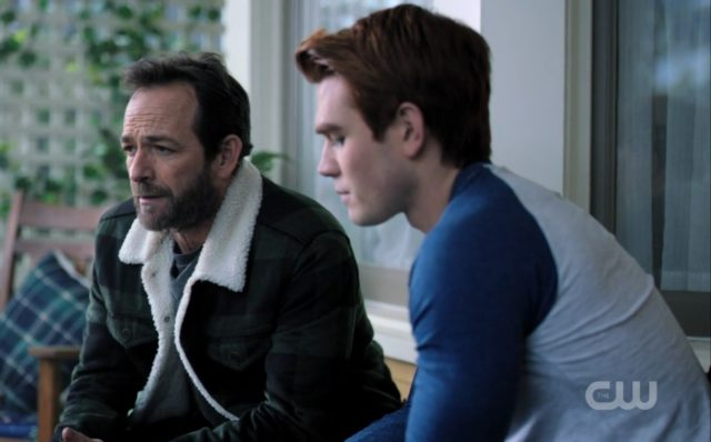 Luke Perry Riverdale morte
