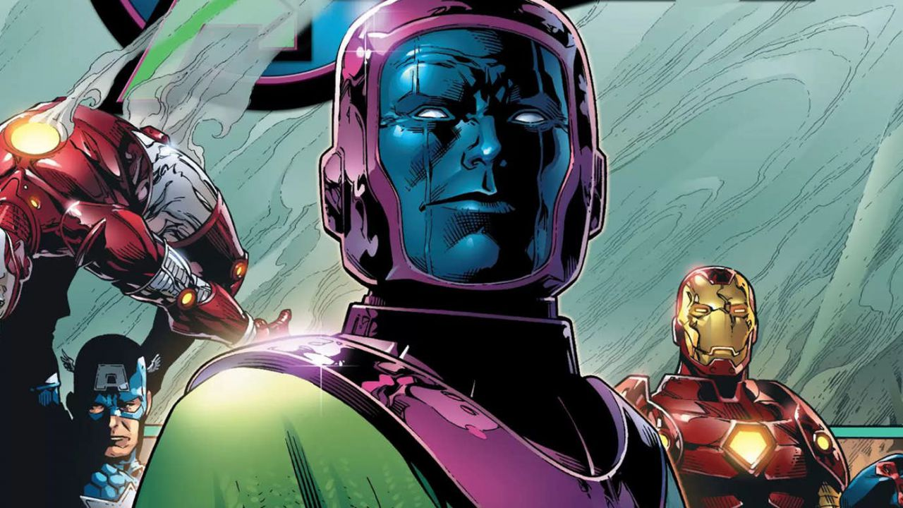 Kang Conquistatore Marvel