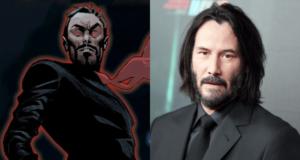 Keanu ruolo Marvel