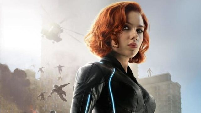 Black Widow Belova