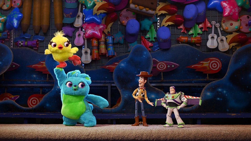 Toy Story 4 streaming ita