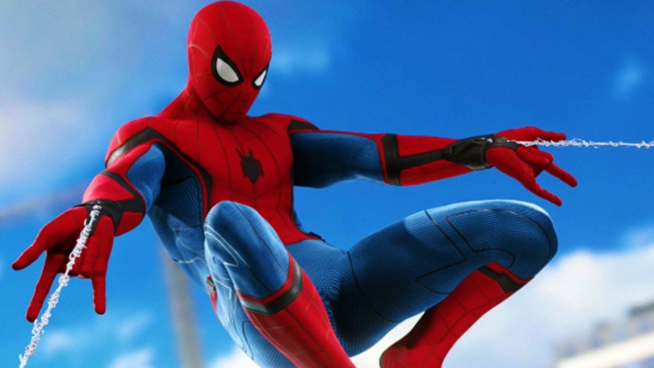 Holland Maguire Garfield spiderman
