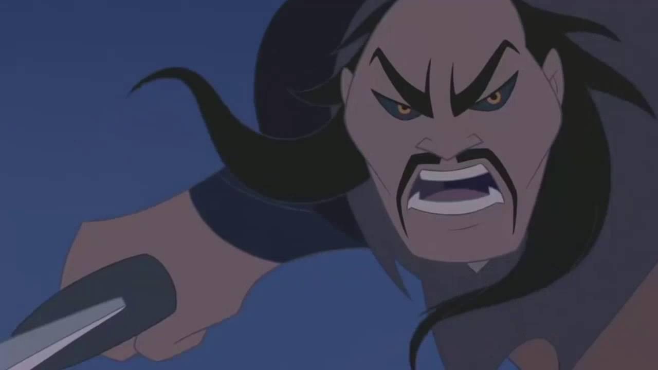 Mulan live action Mushu