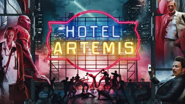 Hotel Artemis streaming ita