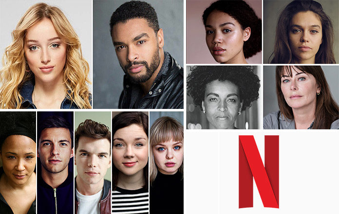 Bridgerton Netflix protagonisti