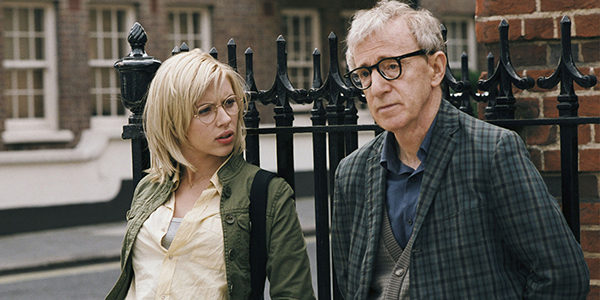 Woody Allen nuove riprese