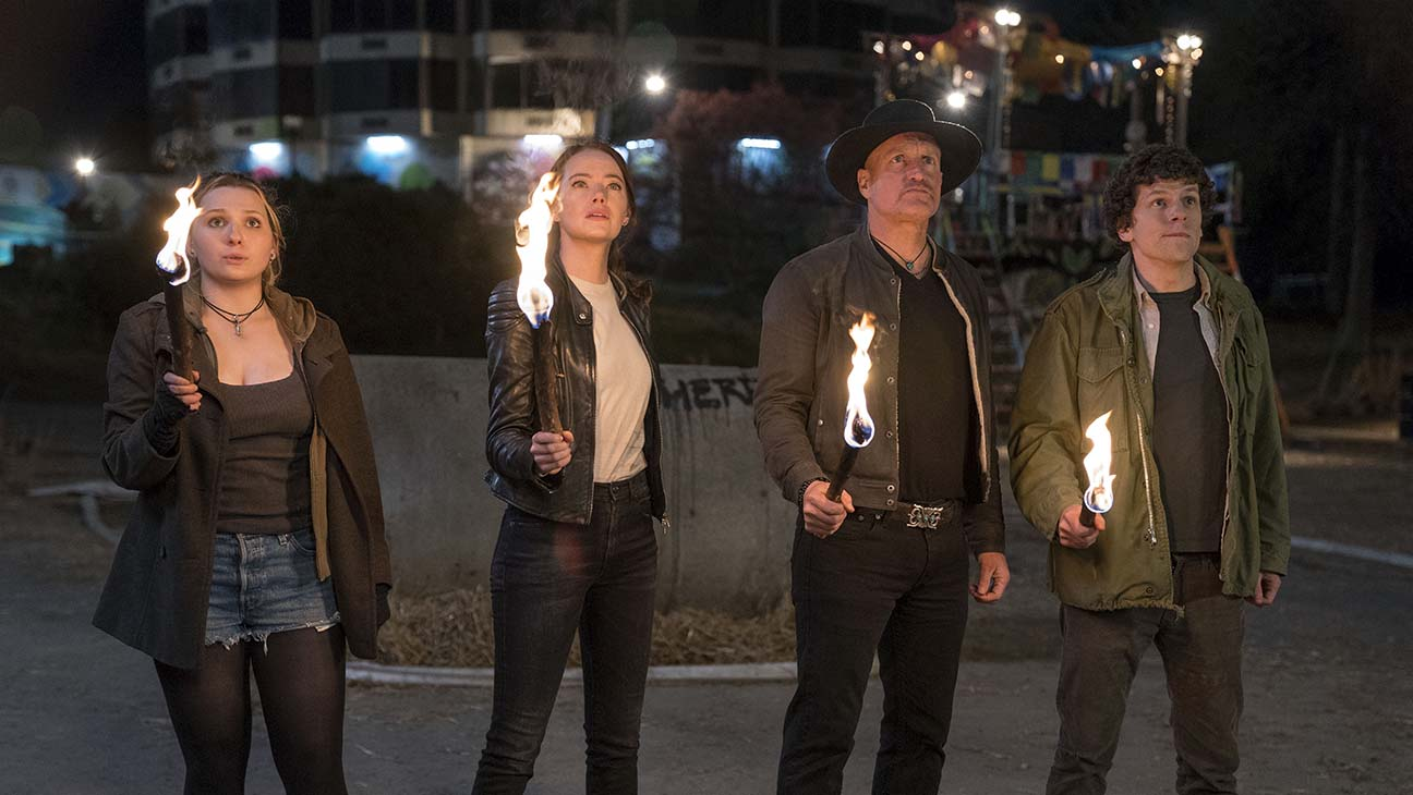 Zombieland Double Tap streaming ita