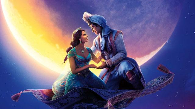 Disney annuncia sequel Aladdin