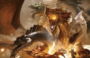 Dungeons Dragons 2021