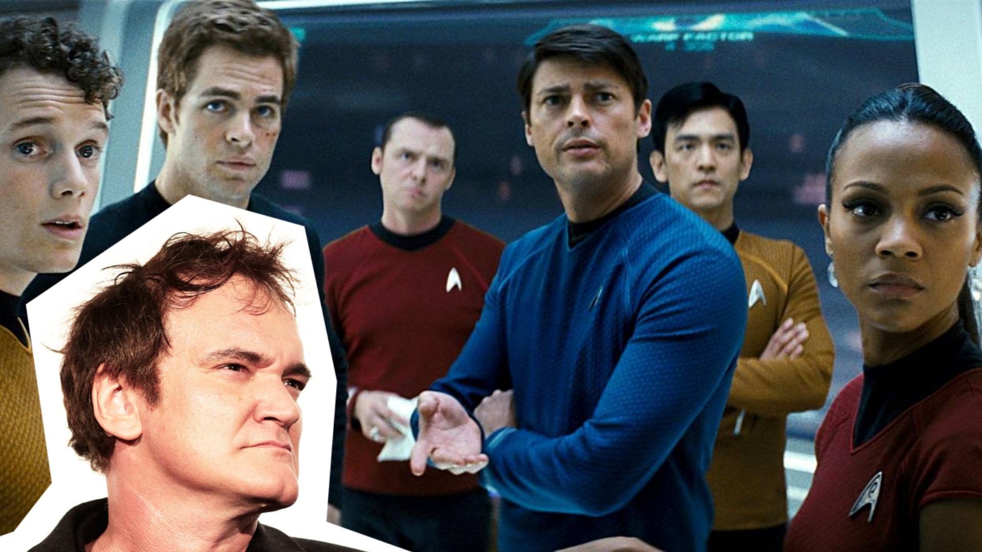 Tarantino regista Star Trek