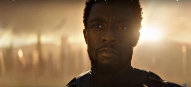 Black Panther battaglia finale