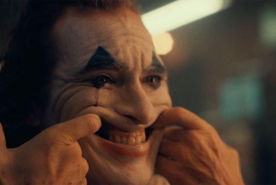 Joker risata