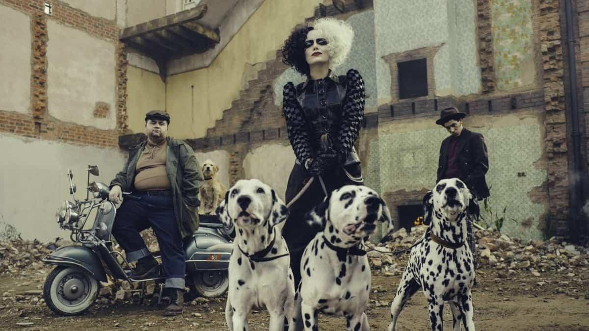 Emma Stone Cruella