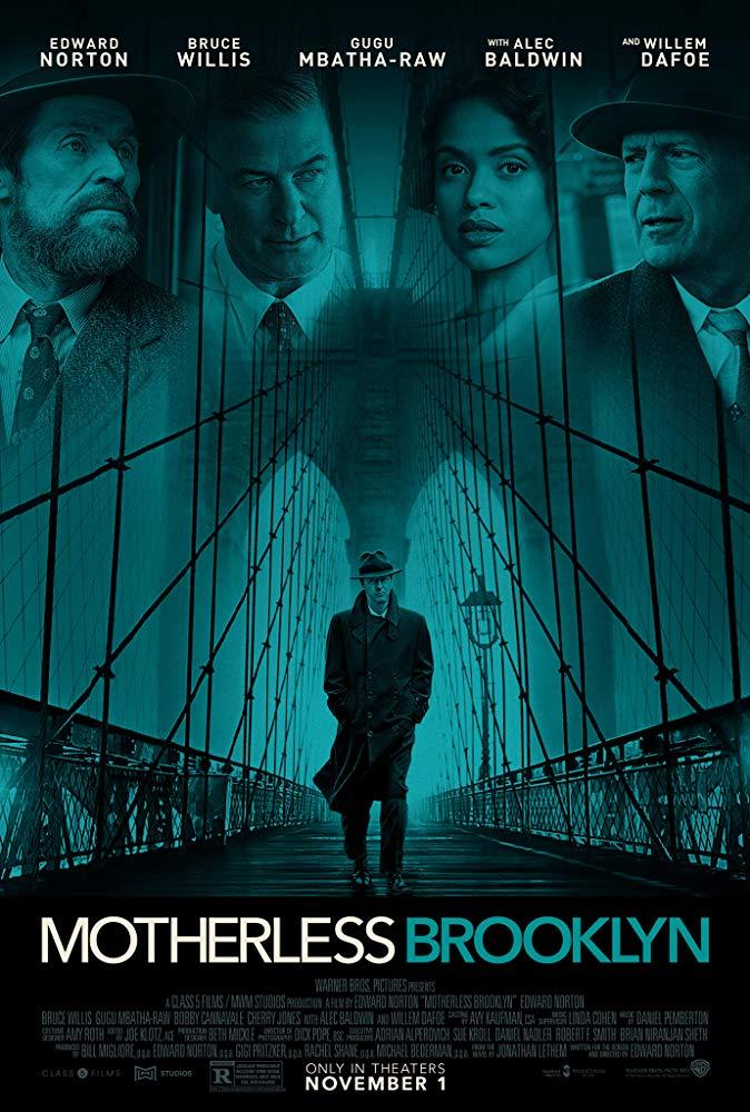 Motherless Brooklyn streaming ita