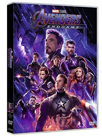 avengers endgame dvd uscita