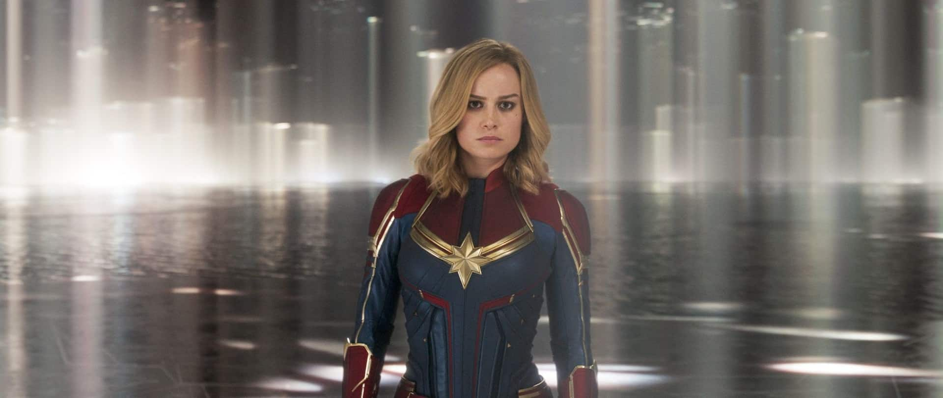 Captain Marvel battaglia finale
