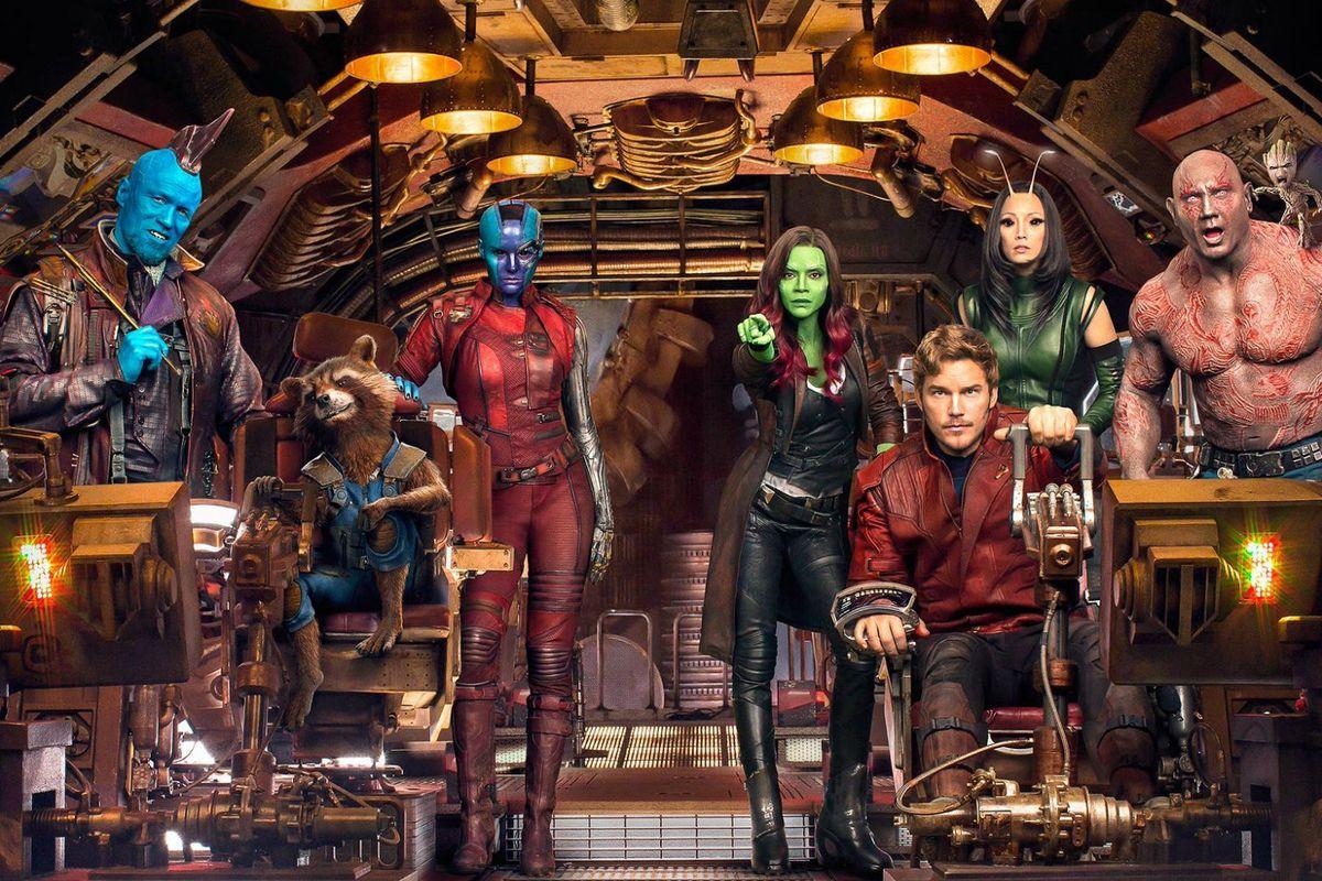 Guardiani Galassia terzo film