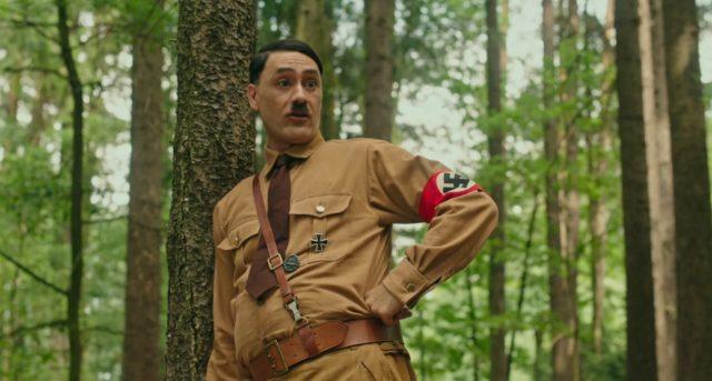 Waititi interpreta Hitler