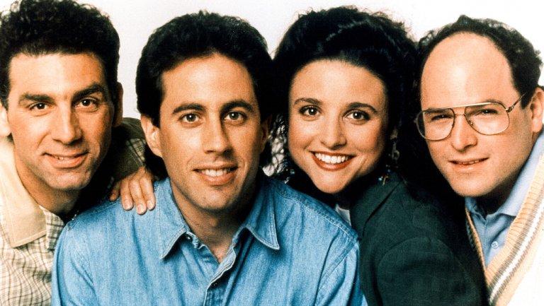Seinfeld streaming ita