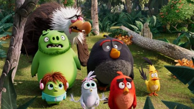 angry birds streaming ita