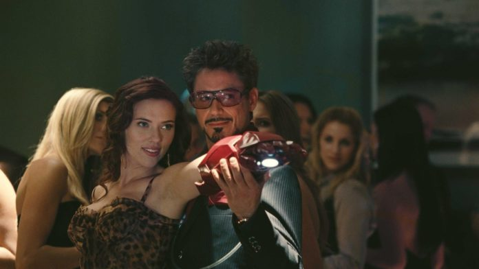 Iron Man nuova comparsa