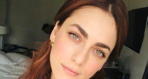 Miriam leone capelli biondi