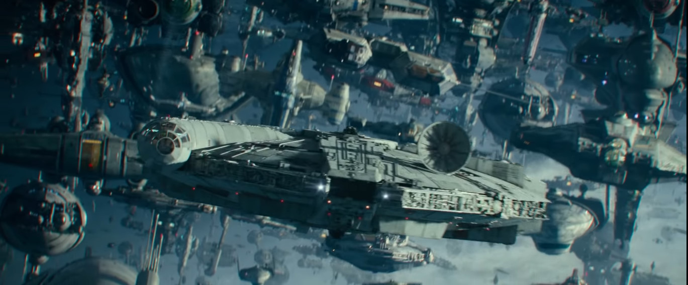 Ascesa Skywalker analisi trailer