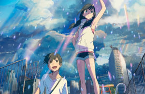 Weathering with You streaming ita
