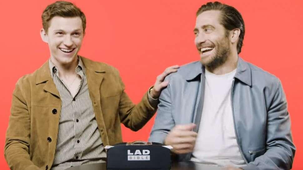 Gyllenhaal amicizia Holland