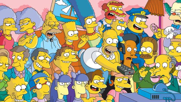 Simpson Elfman addio
