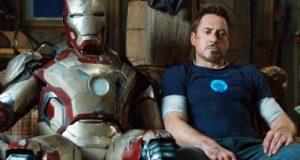 Tony Stark ritorna Avengers