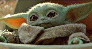 Baby Yoda idolo