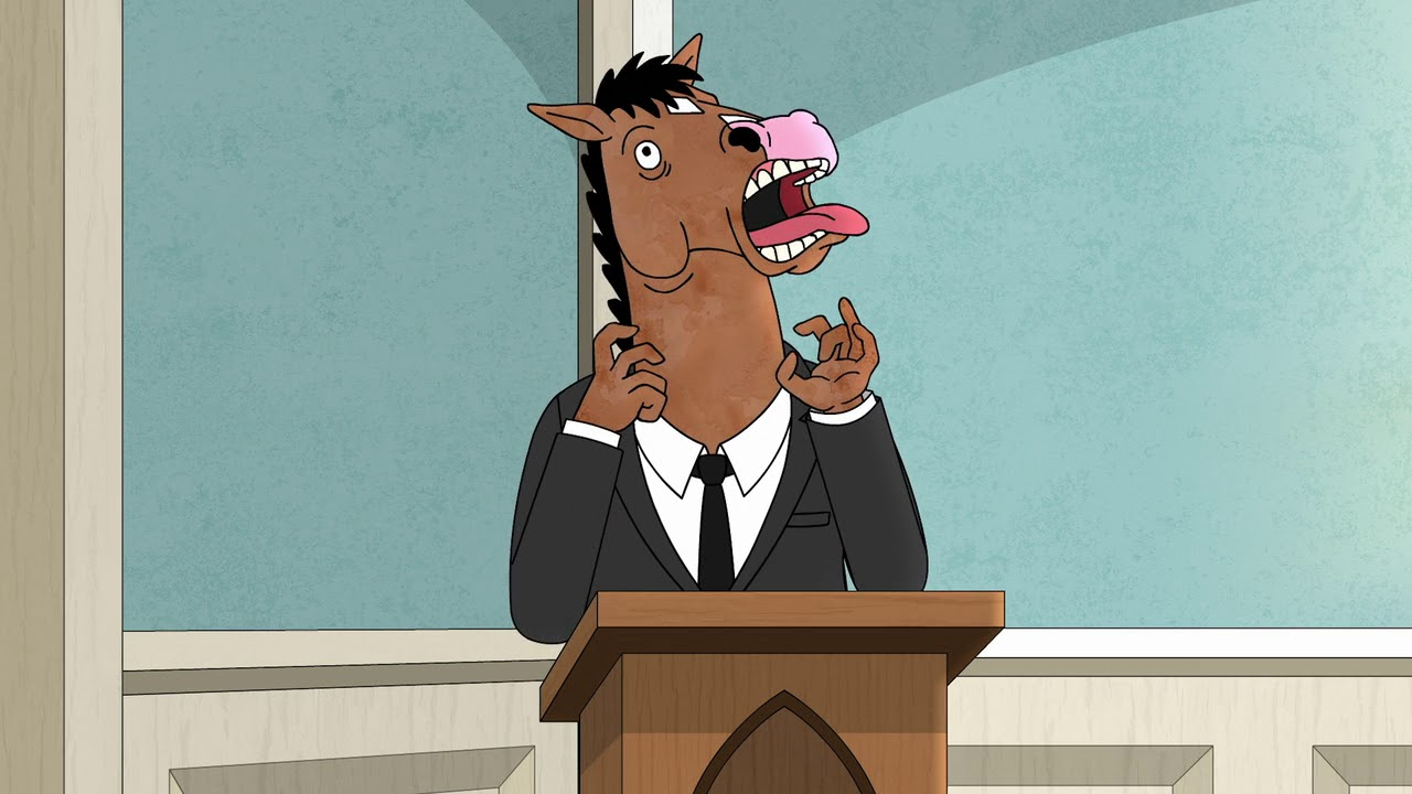 BoJack Horseman cancellato