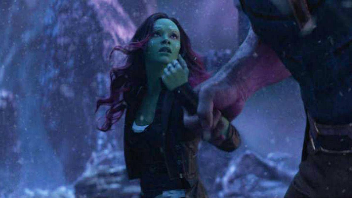 Gamora tornata Endgame