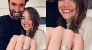 Emma stone proposta matrimonio