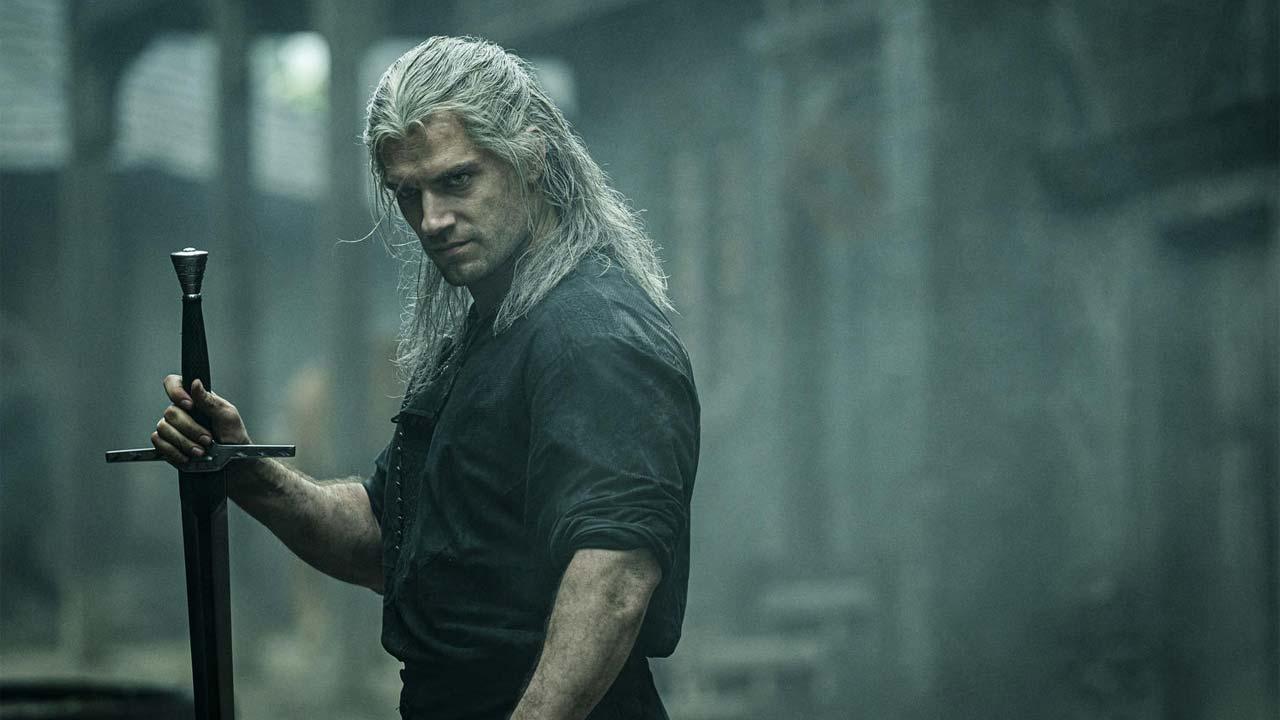 Cavill Geralt di Rivia