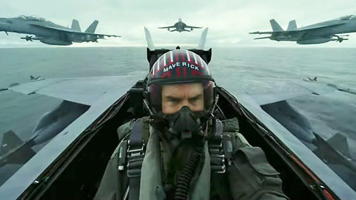 Top Gun Maverick streaming ita