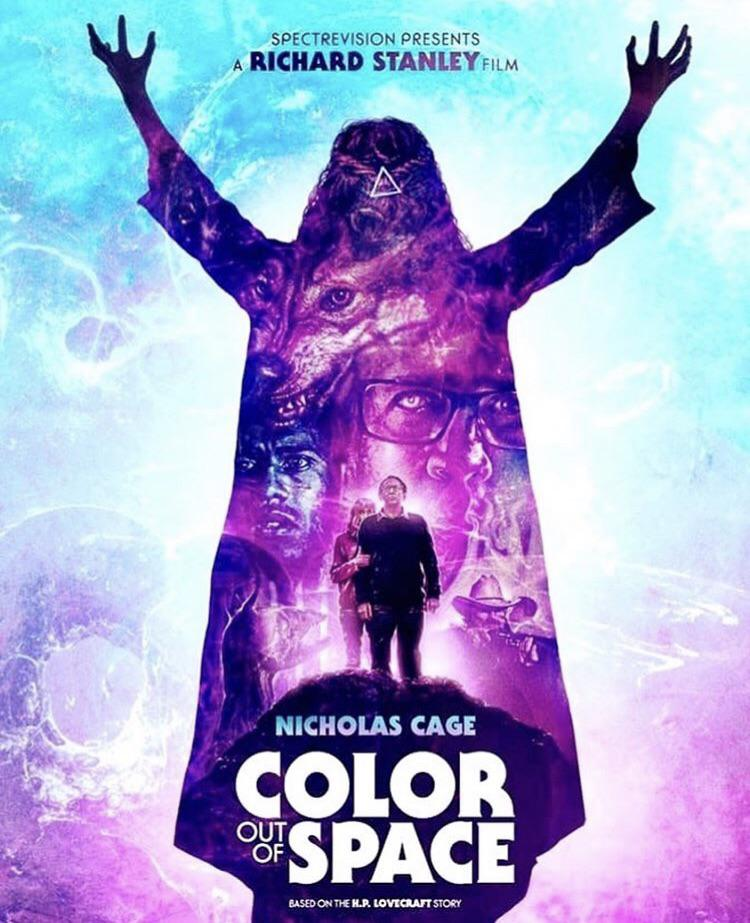 Color out of space streaming ita