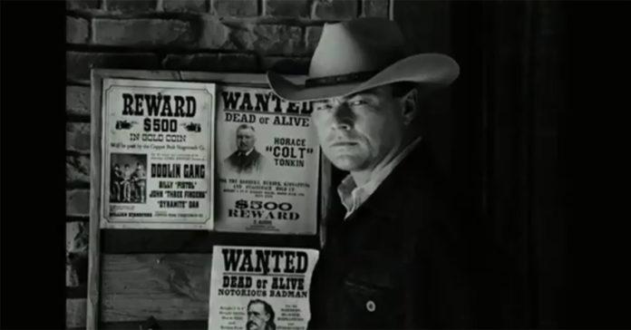 Bounty Law serie Tarantino