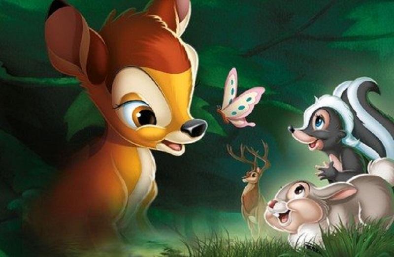 Bambi live action trama