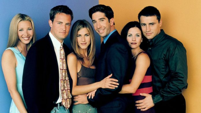 Friends cancellata da Netflix