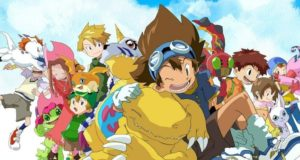 Digimon Adventure Psi 2020