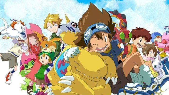 Digimon Adventure Psi 2020