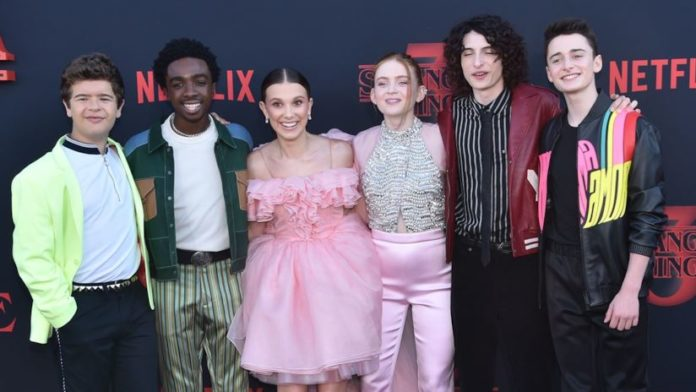 Stranger things riprese posticipate