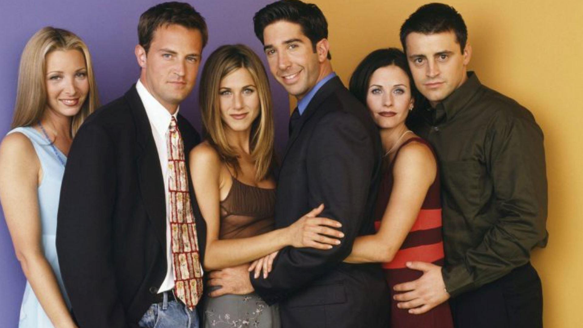 Friends episodio speciale