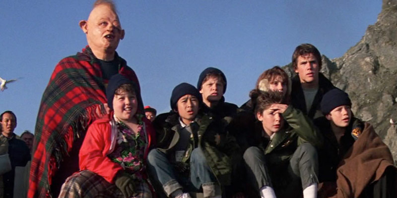 Goonies 2 sequel streaming