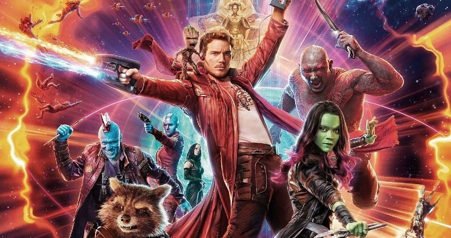 James Gunn Guardiani 3